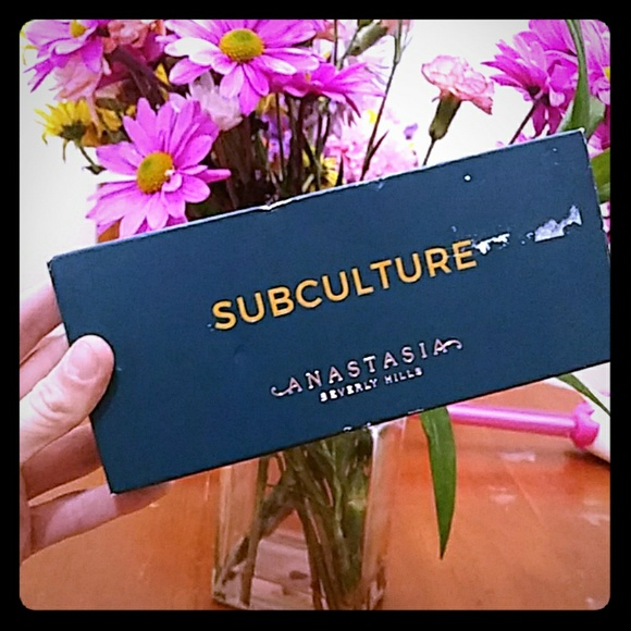 Anastasia Beverly Hills Other - Anastasia Beverly Hills Subculture Palette